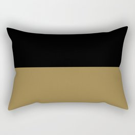 Contemporary Color Block IV Rectangular Pillow