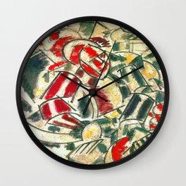 Fernand Leger Woman in an Armchair Wall Clock