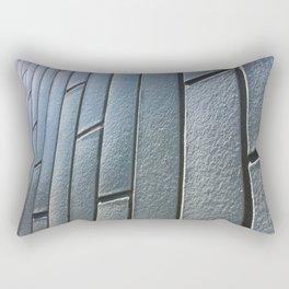 London Brick Wall Photography Rectangular Pillow