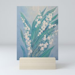 Lily of the valley Mini Art Print
