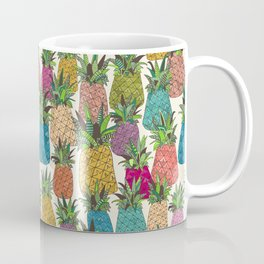 West Coast pineapples Coffee Mug