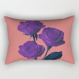Les Fleurs du Mal Rectangular Pillow