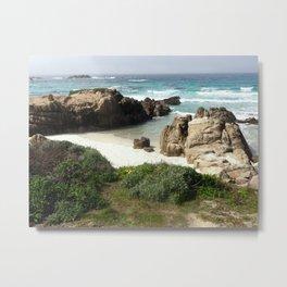 California Ocean 06 Metal Print
