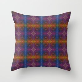 Tryptile 47c (Repeating 2) Throw Pillow