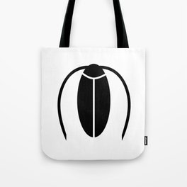 Bugs: abstract Cockroach Tote Bag