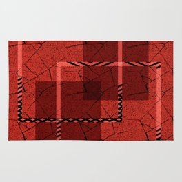 Abstract grunge background. Rug