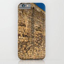 Oldest Castle of Castro Marim iPhone Case
