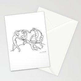 Matisse - The Dance 01 Stationery Cards