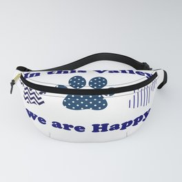 In this Valley Fanny Pack