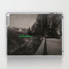 Get Lost Somewhere Laptop & iPad Skin