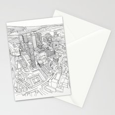 Canary Wharf Stationery Cards