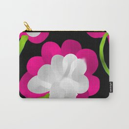 Torenia Carry-All Pouch