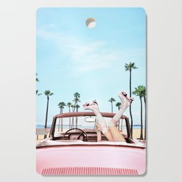 Long Beach Cutting Board