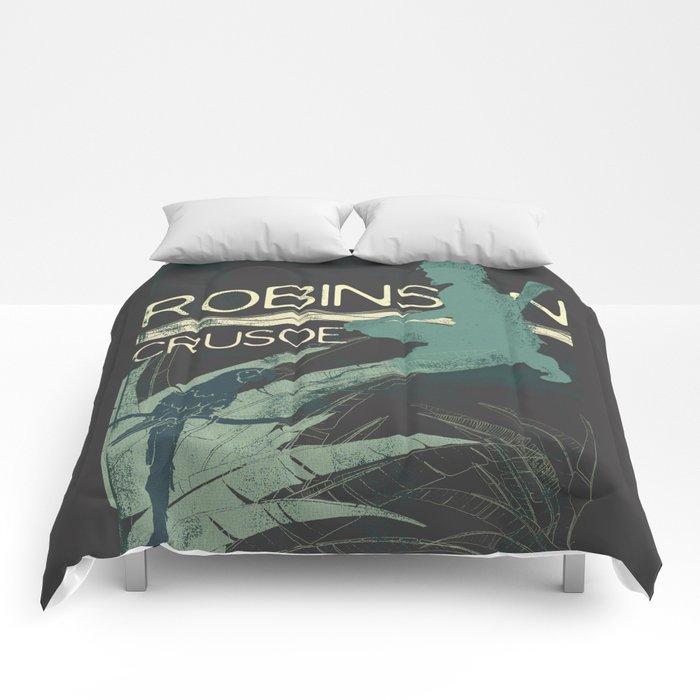 Books Collection: Robinson Crusoe Comforters