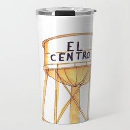 The El Centro Water Tower Travel Mug