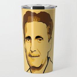 George Orwell Travel Mug