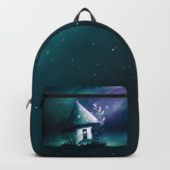 Magic Mush Room Backpack