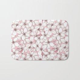 Chery blossom Bath Mat