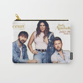 LADY ANTEBELLUM, JAKE OWEN, MADDIE & TAE - OCEAN TOUR 2020 Carry-All Pouch