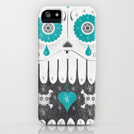 SALVAJEANIMAL MEX cuernitos iPhone Case