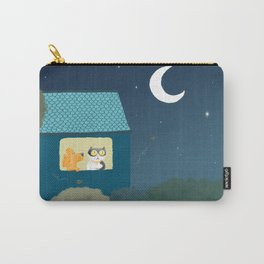 Dharma & Maya are dreaming Carry-All Pouch