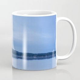 Breaking Blue Coffee Mug