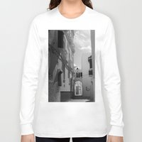 morocco Long Sleeve T-shirts featuring Asilah, Morocco by Petrichor Photo