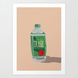 Fiji is Trash Art Print