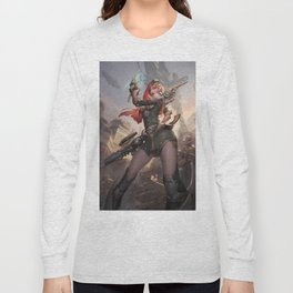 Commander Long Sleeve T-shirt