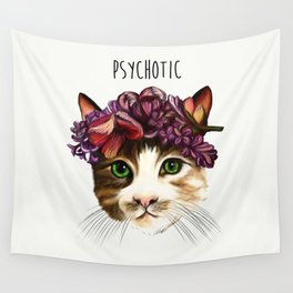 Psychotic Wall Tapestry