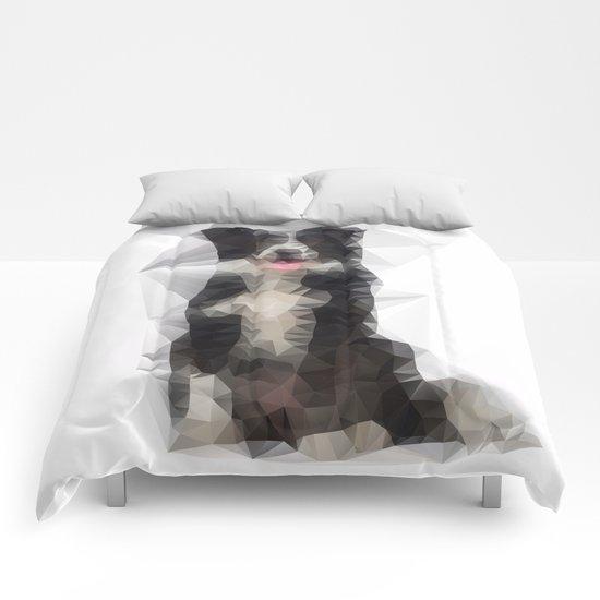Collie Funk Comforters