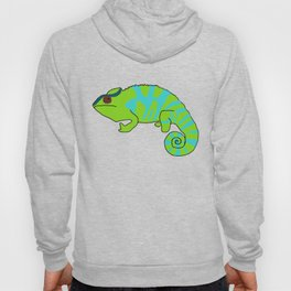 The Sneaky Chameleon Hoody