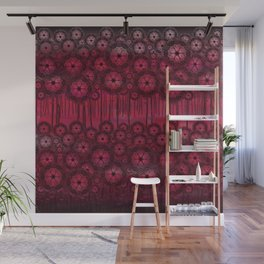 Ichor - Dramatic meadow I of Alphabet collection Wall Mural