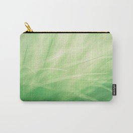 Green Grassy Carry-All Pouch