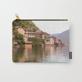 Sunny Hallstatt, Austria Carry-All Pouch