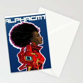 Imaginaut:RED Stationery Cards