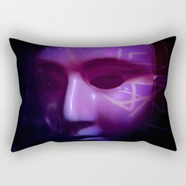 Déjà-vu Rectangular Pillow
