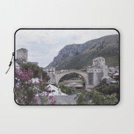 Mostar BiH III Laptop Sleeve