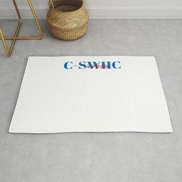 Happy C-SWHC Rug