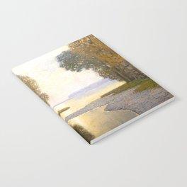 Landscape with Birches by Vilhelms Purvītis - Latvian Lettish Fine Art - Purvitis Notebook