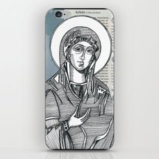 Madonna of Today's Horoscope iPhone & iPod Skin