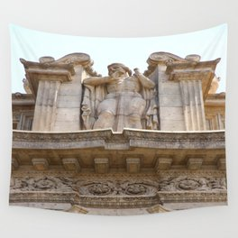 Palace of Fine Arts Relief Wall Tapestry