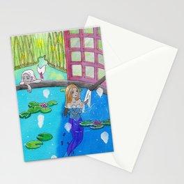 Onsen (Mermay 2019) Stationery Cards
