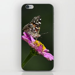 Butterfly Blossom iPhone Skin