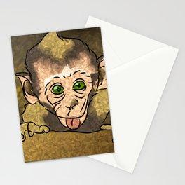 Silly Monkey Stationery Cards