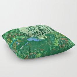 Gardener Floor Pillow