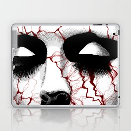 Broken Beauty Laptop & iPad Skin