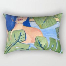 Peace At Last Rectangular Pillow