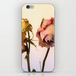 Old Rose iPhone Skin