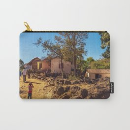 Village of Madagascar Carry-All Pouch